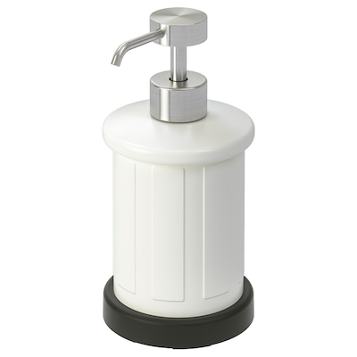 TOFTAN Soap dispenser, white