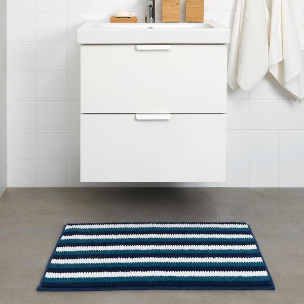 TOFTBO bath mat multicolour 80 cm 50 cm 0.40 m² 1410 g/m²
