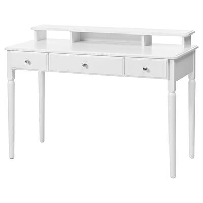 TYSSEDAL طاولة الزينة, أبيض, 120x51 سم