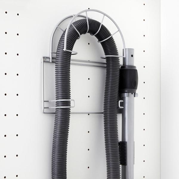 VARIERA Vacuum hose holder, silver-colour