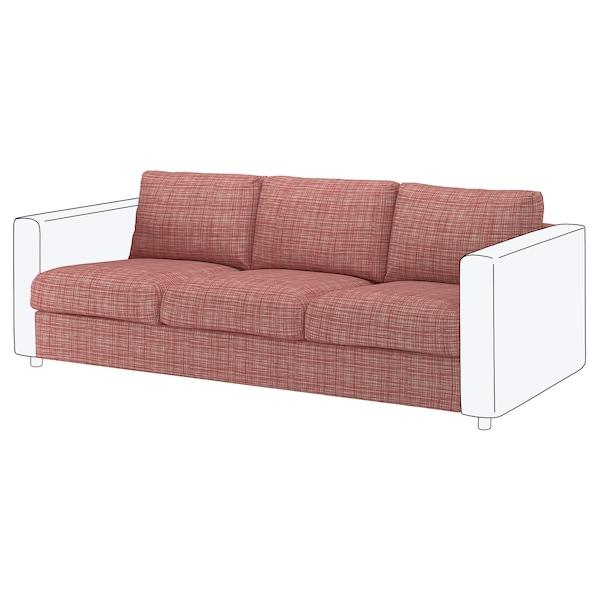 VIMLE غطاء قسم بـ 3 مقاعد, Dalstorp متعدد الالوان
