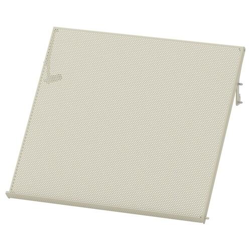 BOTTNA étagère de présentation beige clair 36 cm 32 cm 4 kg