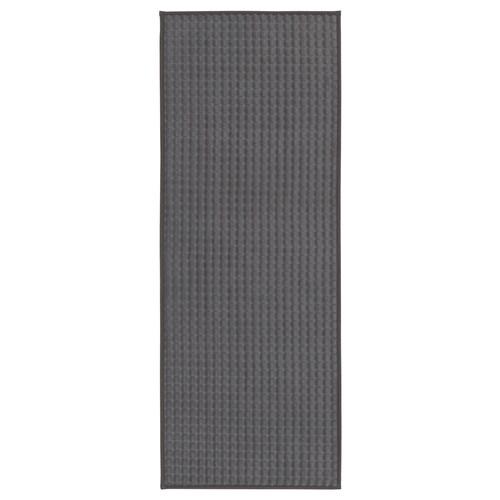 BRYNDUM tapis de cuisine gris 120 cm 45 cm 0.54 m² 375 g/m²