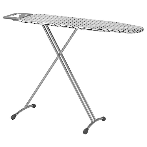 DÄNKA table à repasser 120 cm 37 cm 60 cm 95 cm
