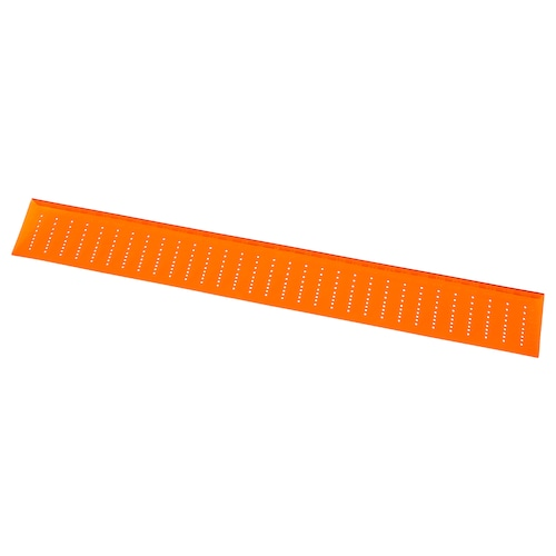 FIXA gabarit de perçage orange 512 mm 64 mm
