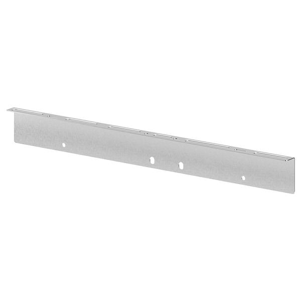 FIXA fixation console soutien plan trav acier zingué 39 cm 1.6 cm 4 cm