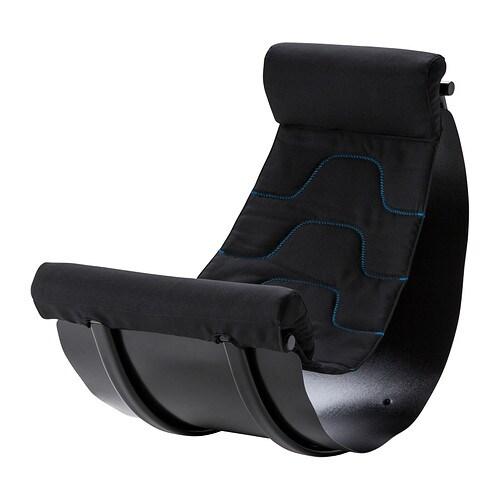Flaxig fauteuil bascule ikea for Chaise zenata