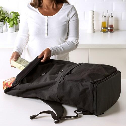 Ikea förfina culture sac en noir sac de culture