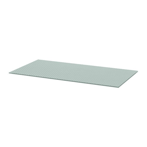Glasholm plateau pour table ikea for Plateau en verre ikea