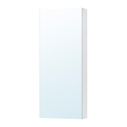 GODMORGON Meuble avec miroir 1 porte