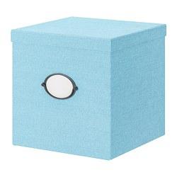 KVARNVIK Boîte de rangement avec couvercle