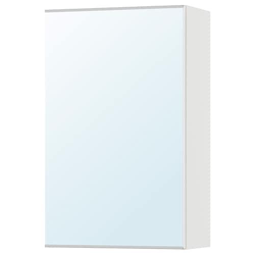 LILLÅNGEN meuble à miroir 1 porte blanc 40 cm 21 cm 64 cm
