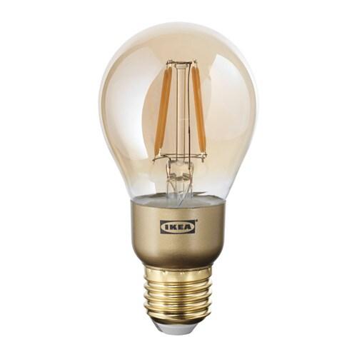 lunnom led ampoule e27 400 lumens ikea. Black Bedroom Furniture Sets. Home Design Ideas