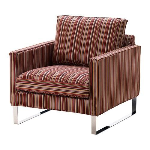Mellby housse de fauteuil kulladal multicolore ikea - Ikea fauteuil mellby ...