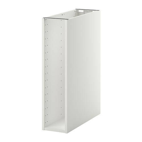 metod caisson l ment bas blanc 20x60x80 cm ikea. Black Bedroom Furniture Sets. Home Design Ideas