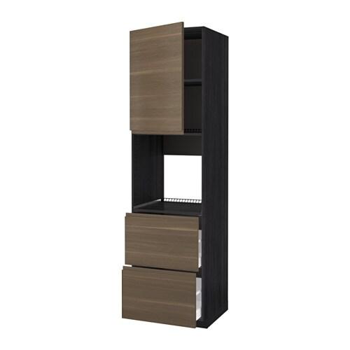 METOD MAXIMERA Élément Haut Pour Four Avec Porte Façades - Four avec porte tiroir