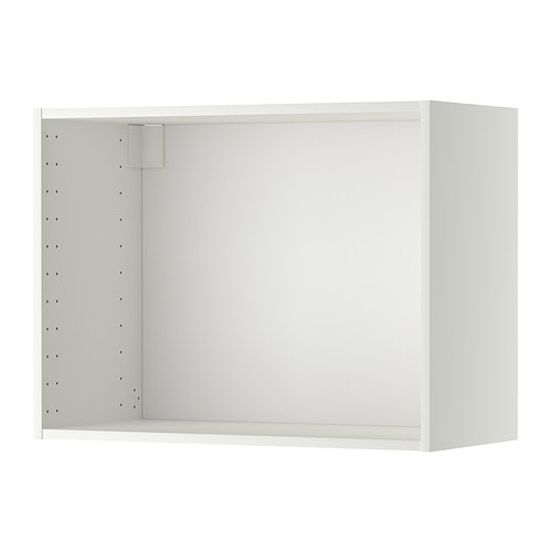 metod caisson l ment mural blanc 80x37x60 cm ikea. Black Bedroom Furniture Sets. Home Design Ideas