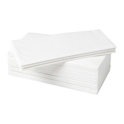 mottaga serviettes en papier ikea