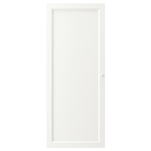 OXBERG porte blanc 40 cm 97 cm