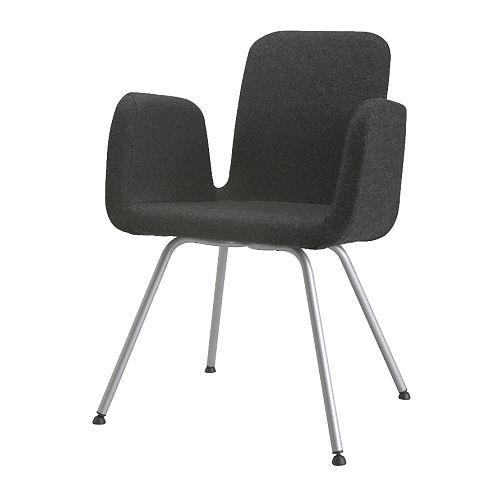 Patrik chaise de conf rence ikea for Chaise zenata