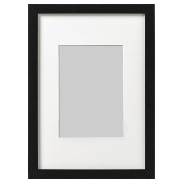 RIBBA cadre noir 21 cm 30 cm 13 cm 18 cm 12 cm 17 cm 23.5 cm 32.5 cm
