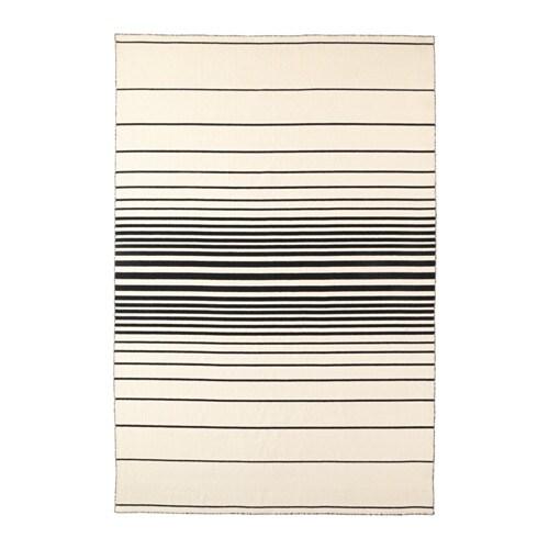 RISTINGE Tapis, tissu00e9 u00e0 plat - IKEA