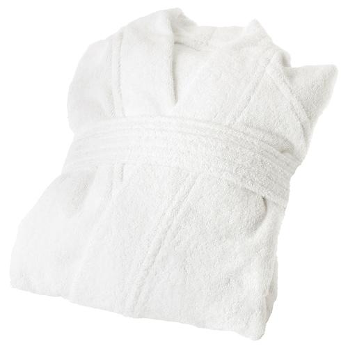 ROCKÅN peignoir blanc 112 cm 380 g/m²