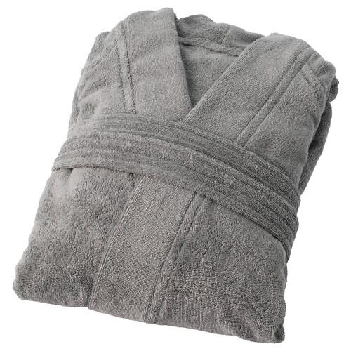 ROCKÅN peignoir gris 112 cm 380 g/m²