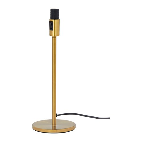 Rodd pied de lampe de table ikea - Ikea pied de table ...