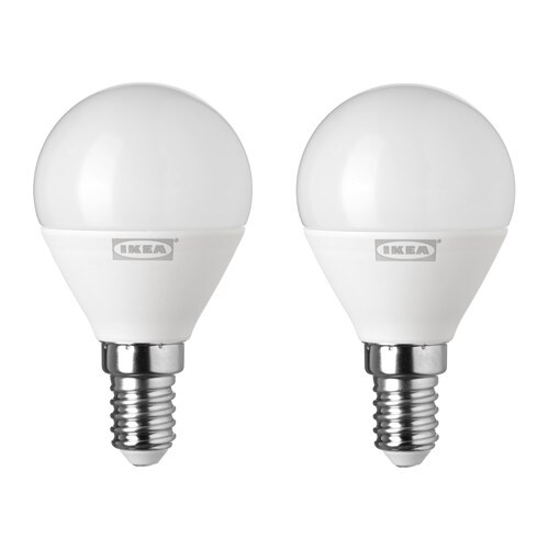 Ryet Ampoule Led E14 400 Lumen Ikea