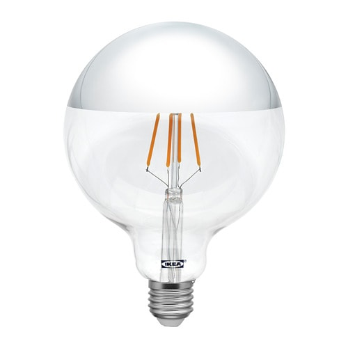 sillbo led ampoule e27 370 lumens ikea. Black Bedroom Furniture Sets. Home Design Ideas