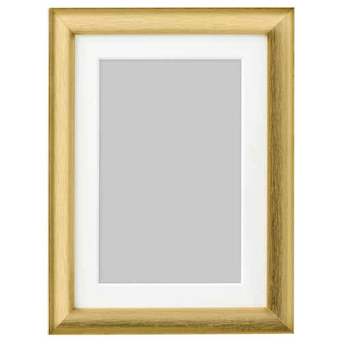 SILVERHÖJDEN cadre couleur or 13 cm 18 cm 10 cm 15 cm 9 cm 14 cm 15 cm 20 cm