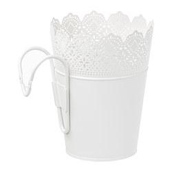 SKURAR Pot de fleur avec support