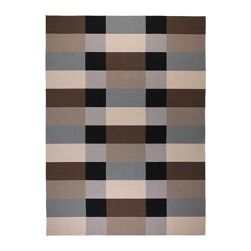 Stockholm tapis tiss plat ikea - Ikea tapis salon ...