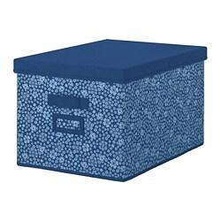 STORSTABBE Boîte avec couvercle
