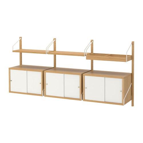 Svalnas Combinaison De Rangements Muraux Ikea