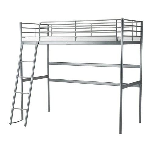 sv rta cadre lit mezzanine ikea. Black Bedroom Furniture Sets. Home Design Ideas