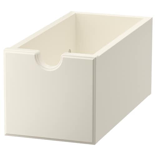 TORNVIKEN boîte blanc cassé 16.0 cm 34.0 cm 15.0 cm
