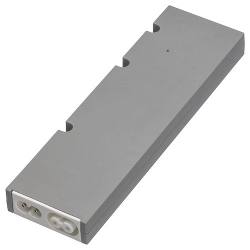 TRÅDFRI transformateur électrique connecté gris 186 mm 55 mm 18 mm 10 W