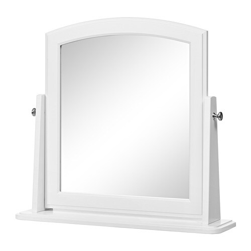 Tyssedal miroir de table ikea - Ikea miroir chambre ...