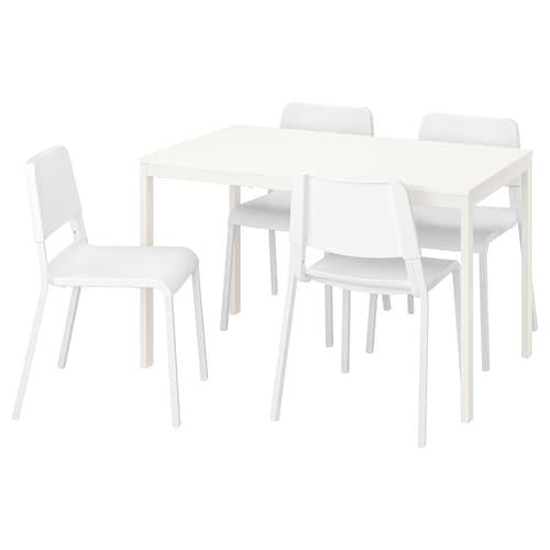 Ensembles Tables Et Chaises Max 4 Pers Ikea