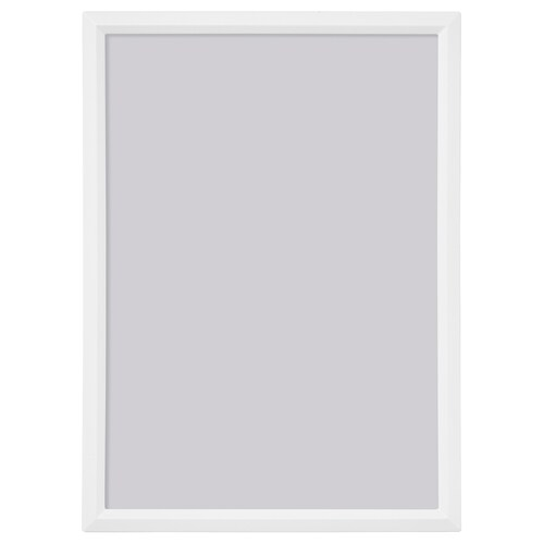 YLLEVAD cadre blanc 13 cm 18 cm