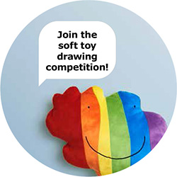 IKEA soft toys drawing competition 2017 - IKEA