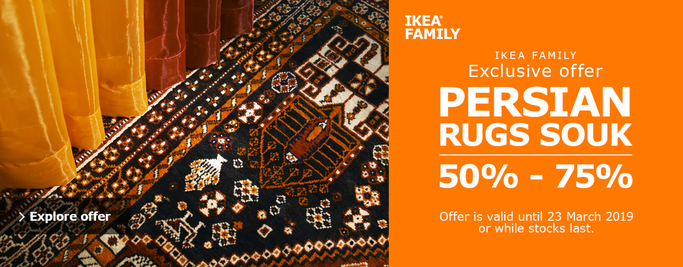 IKEA FAMILY Offer