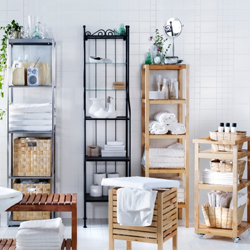 Bathroom furniture ideas ikea uae for Complementos bano ikea