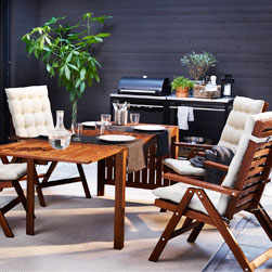 Outdoor furnishing furniture decorative lighting ikea uae - Salon de jardin pas cher ikea ...