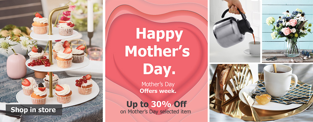 IKEA Mother's Day Offers