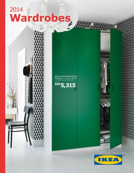 Wardrobes brochure