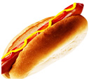 Delicious hot dog & soft drink combo for only KD .650