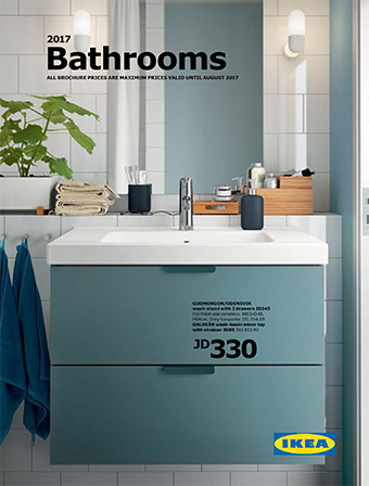 Catalogue and brochures ikea Ikea bathroom design 2017